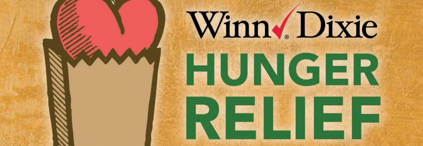 Winn-Dixie Pledges Support for Florida Food Banks