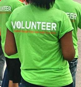 Shopping Cart - Volunteer Shirt