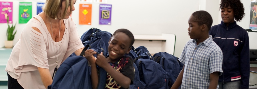 South Florida Organizations Gear Up To Help Students In Need