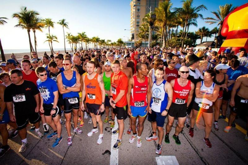 Florida State Representative Shevrin Jones Leads 4th Annual Fort Lauderdale Turkey Trot and Paddle