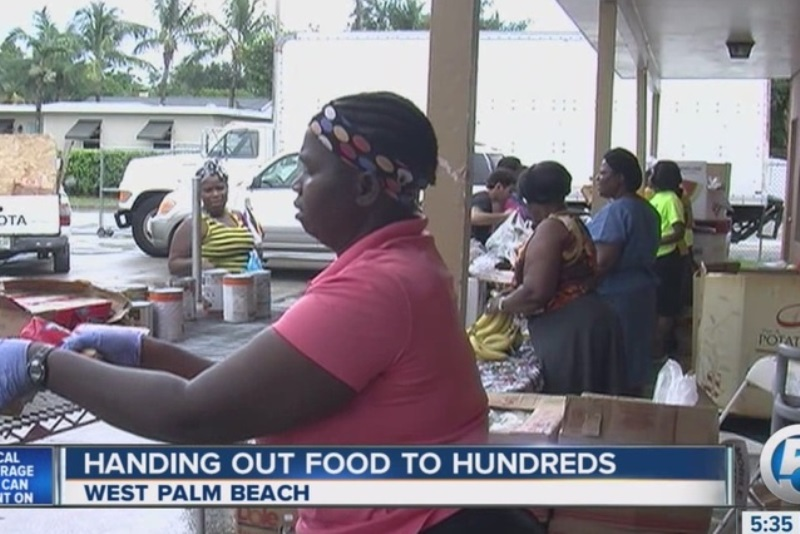 """""""Feeding South Florida"""" Teams Up with Churches for Hunger Awareness Month"""