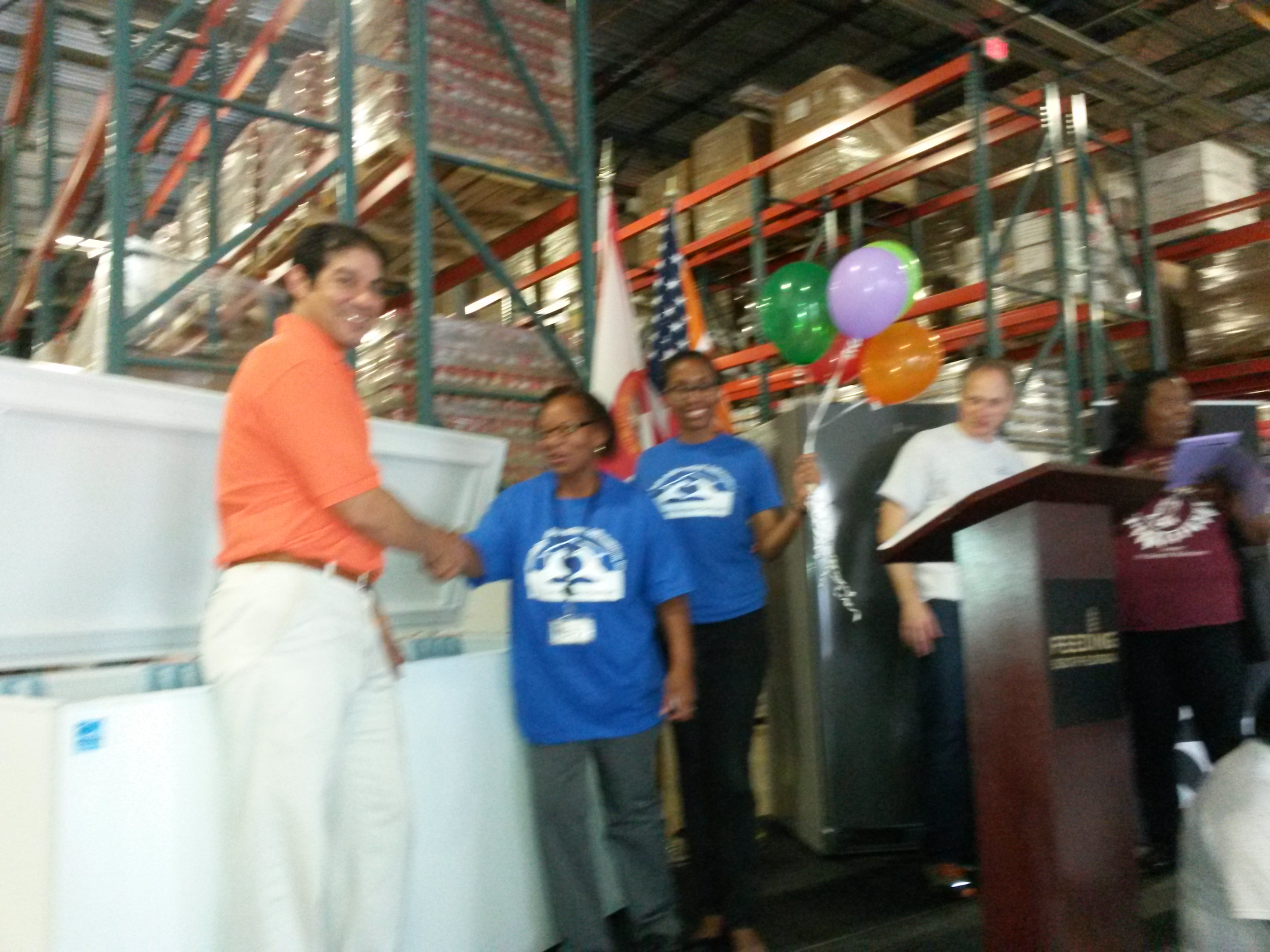 Feeding South Florida Partner Agency Recognized for Community Support