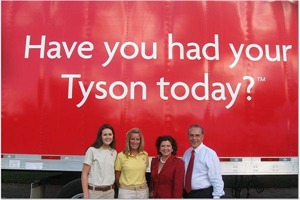 LULAC and Tyson Foods Partner to Donate Five Truckloads of Protein to Food Banks