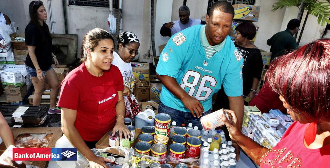 Feeding South Florida Mobile Food Pantry Brings Food to Underserved Areas
