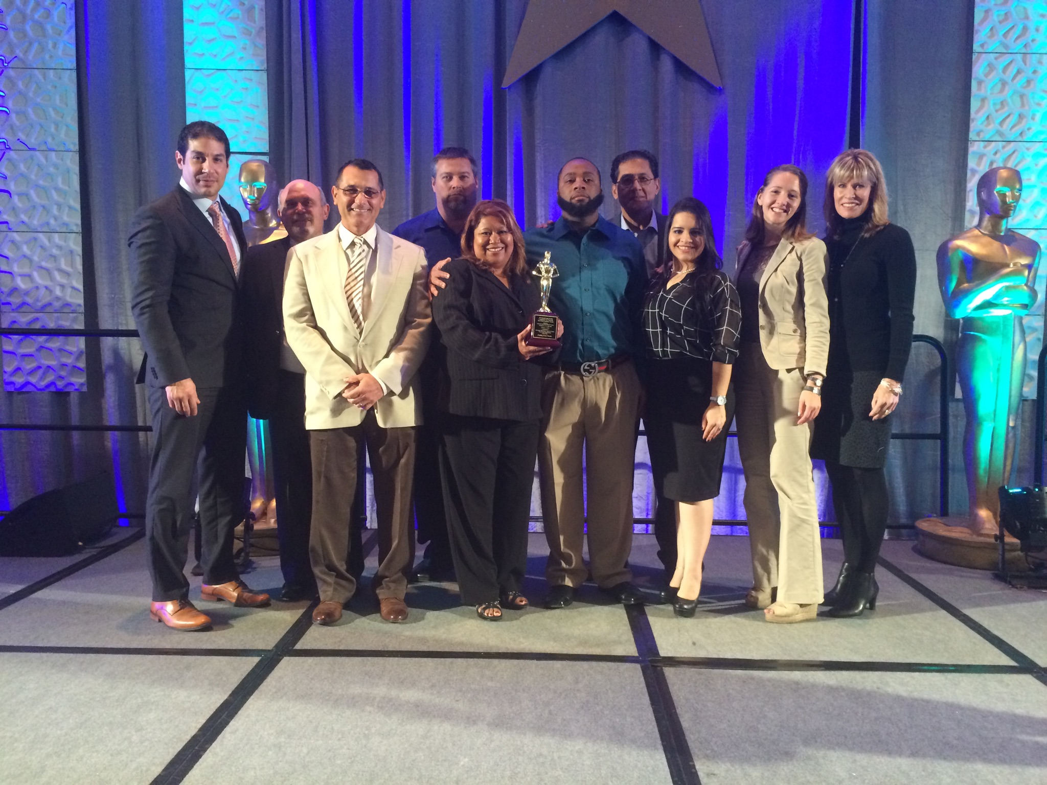 Feeding South Florida Wins Outstanding Non-Profit Organization of the Year