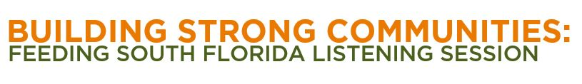 Hunger Still a Concern in South Florida