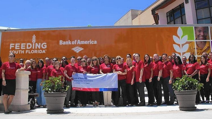 Feeding South Florida's Gets New Refrigerated Truck Thanks to Bank of America