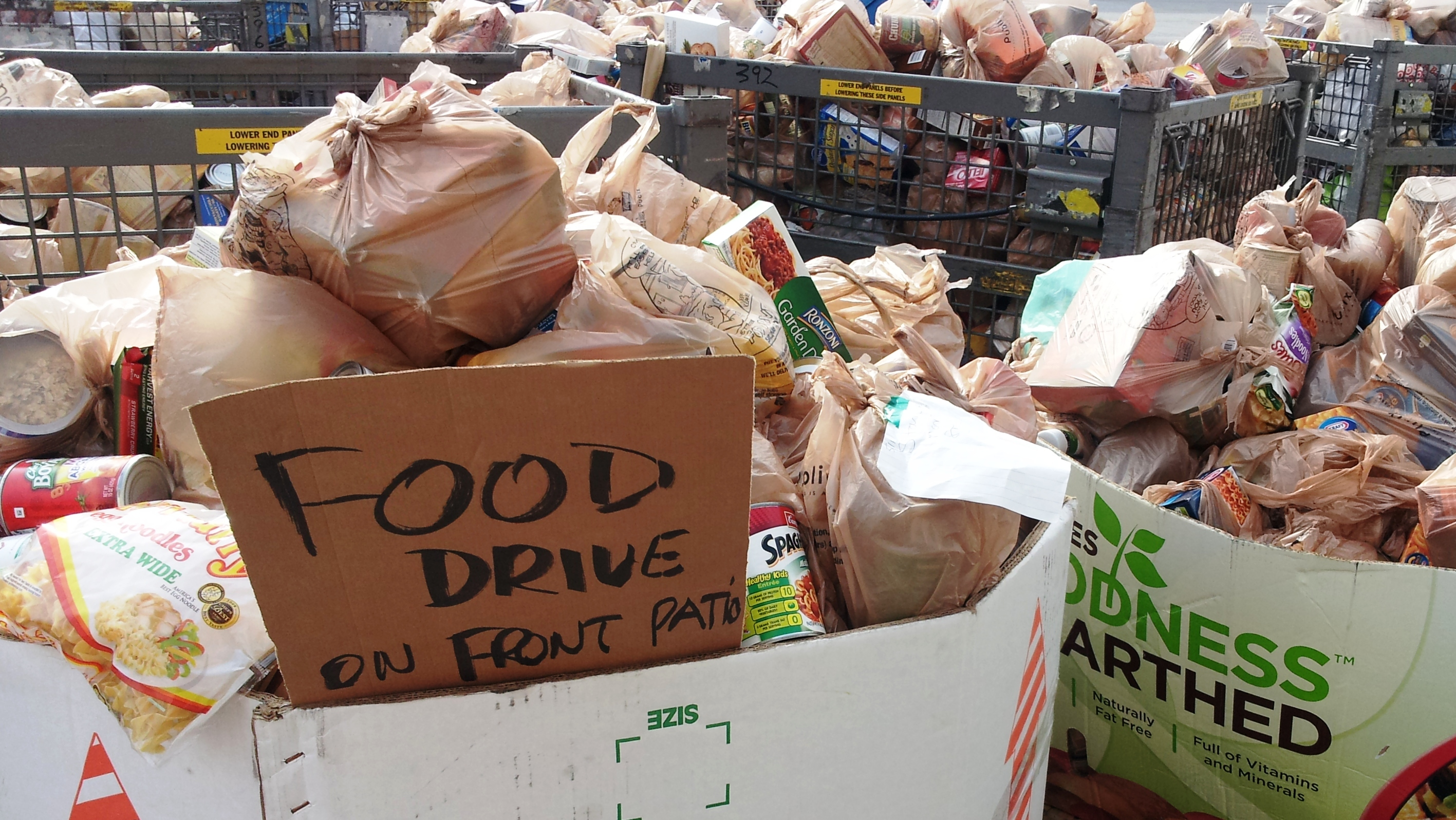 Largest National One-Day Food Drive is May 9