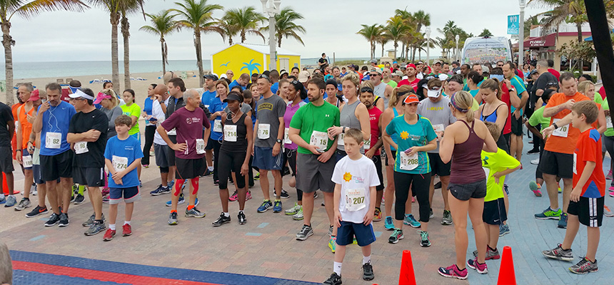 Feeding South Florida's 8th Annual Outrun Hunger 5K presented by JM Family Enterprises, Inc.