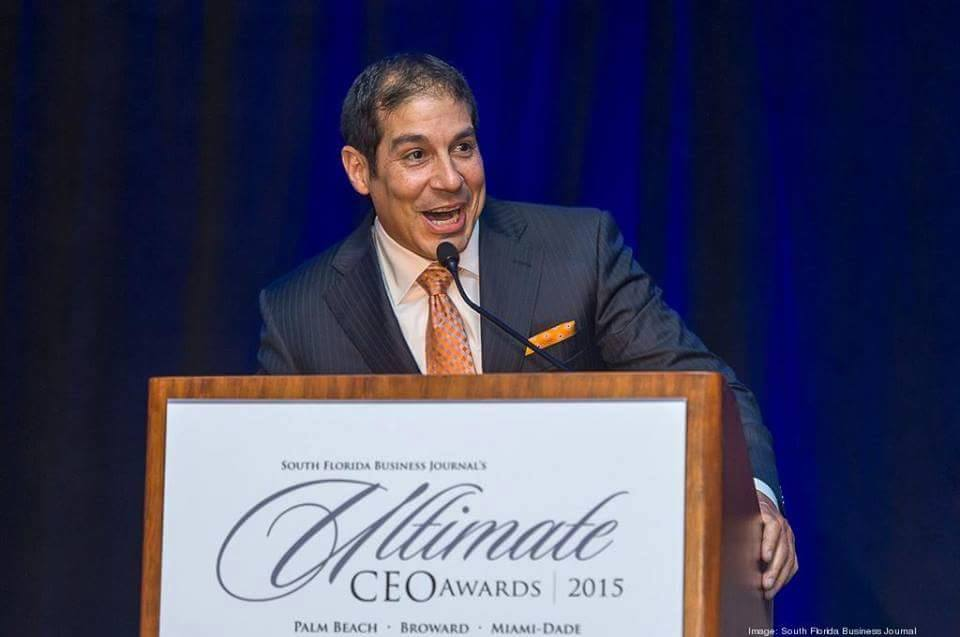 Feeding South Florida's President & CEO, Paco Vélez, Named South Florida Business Journal's Ultimate CEO