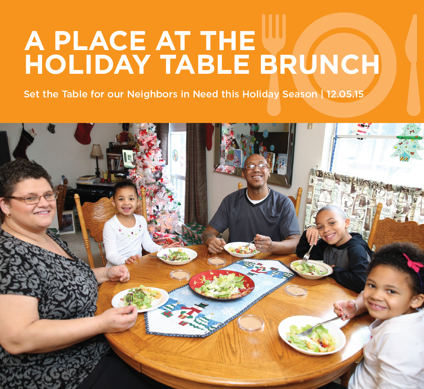 A Place at the Table Invite – Feeding South Florida