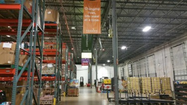 Food bank expands as hunger grows in county