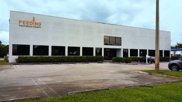 Feeding Palm Beach County Facility