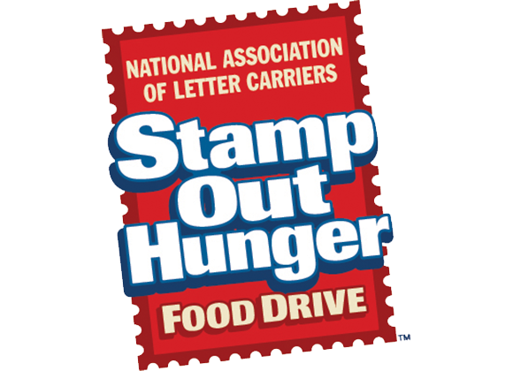 26th Annual Letter Carriers' Stamp Out Hunger® Food Drive