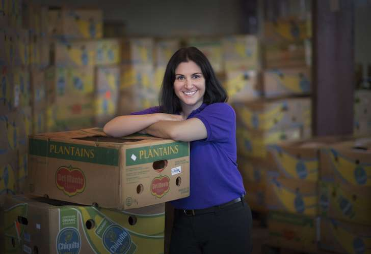 Food Bank Helps Others, But Also Teaches Key Skills