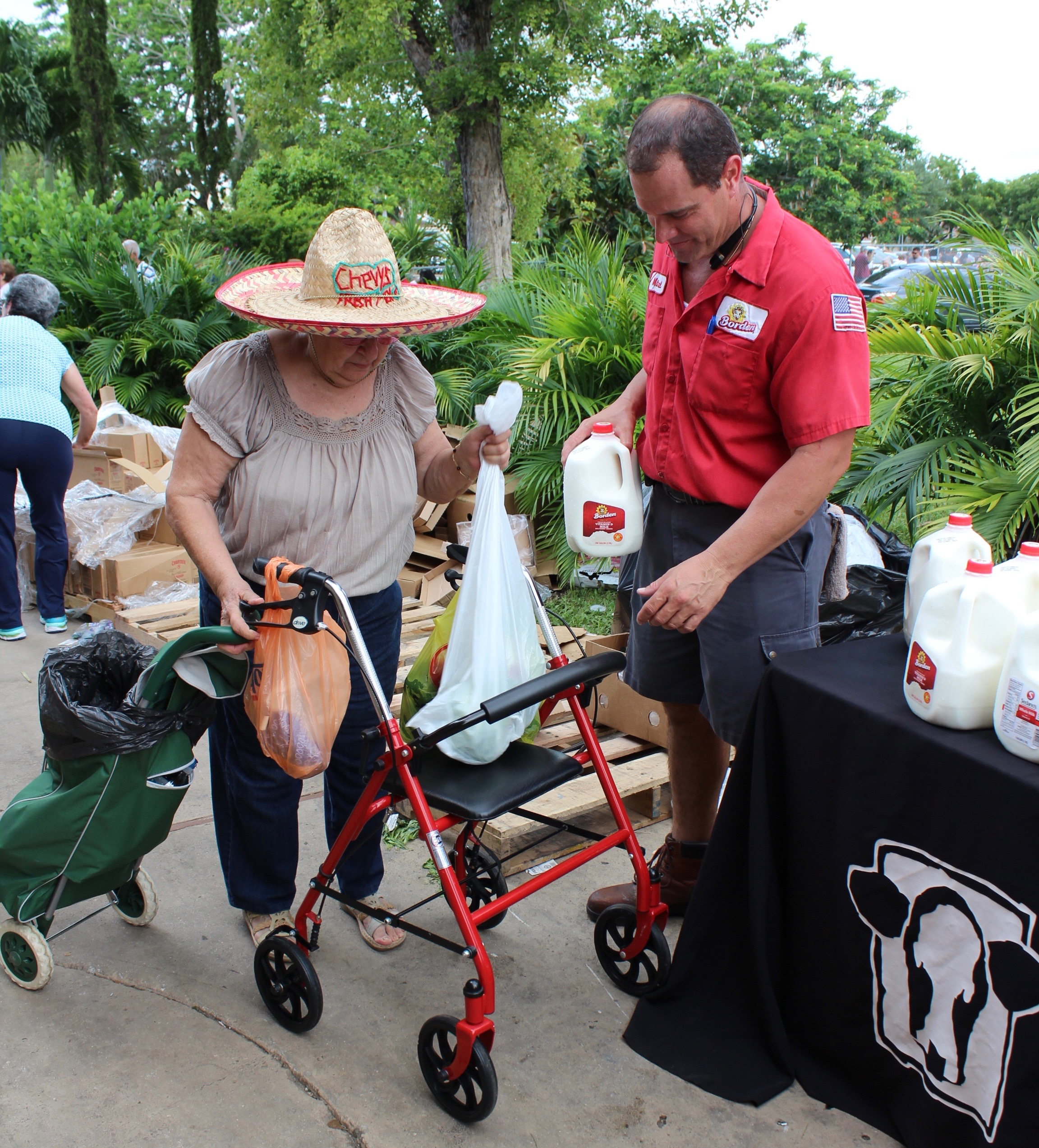 'Summer Hunger Ends Here' Great American Milk Drive raises $17,000 to provide 6,000 gallons of milk