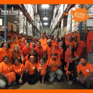 Feeding South Florida Gears Up for National Hunger Action Month in September  with Limitless & Exciting Ways to Help End Hunger in South Florida