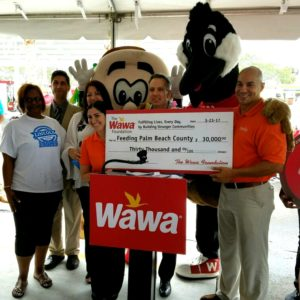 Wawa's first South Florida store openings benefit Feeding South Florida