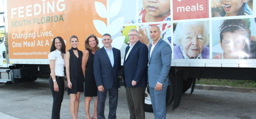 Carrier Donations Help Feeding South Florida