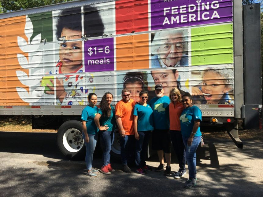 Molina Healthcare and Feeding South Florida Join Forces To Fight Hunger