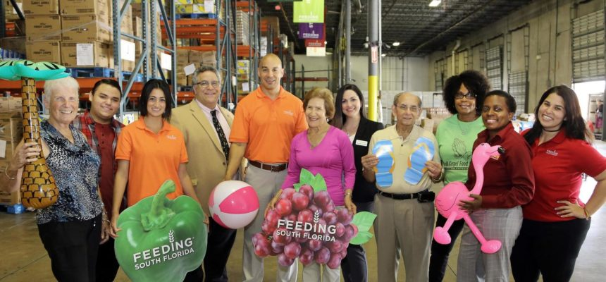 Breakfast Recognizes Those Who Help End Hunger