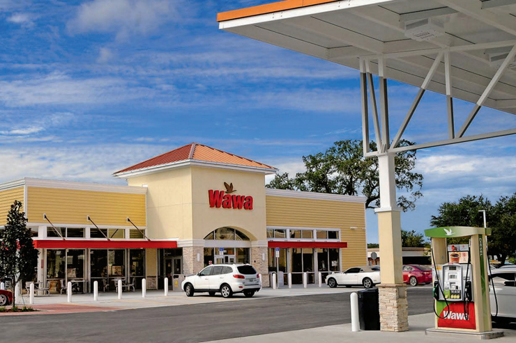Wawa's Grand Opening of First Two Broward Stores Benefit Feeding South Florida