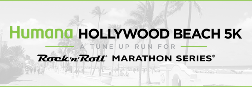 Humana Hollywood Beach 5K Tune Up Run