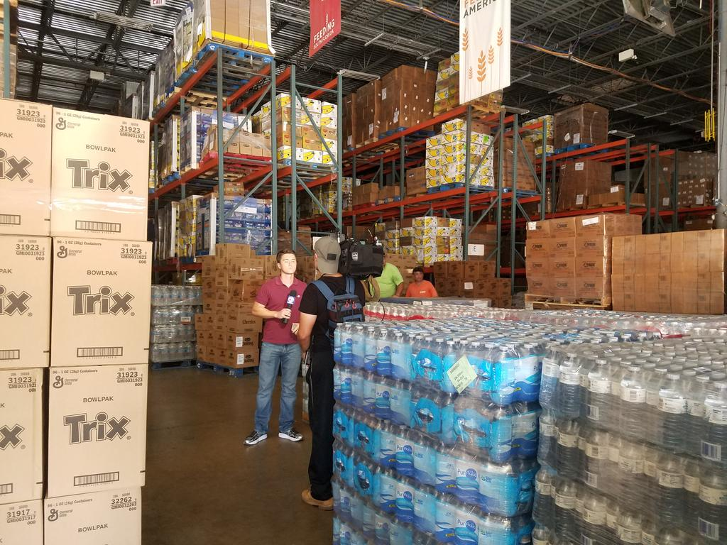 After Irma, Feeding South Florida sending supplies to Keys victims
