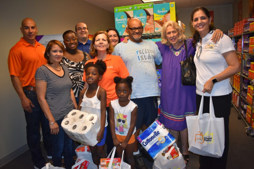 Feeding South Florida, AvMed launch Choice Pantry Program to feed South Florida families