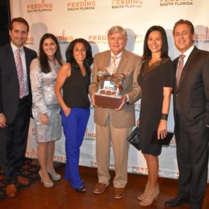 Feeding South Florida's 3rd Annual Happy Harvest Recognition Breakfast Honors its Hurricane Heroes