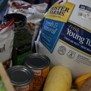 In a Land of Plenty, a Food Bank and a Health Insurer Team up to take on Food Insecurity