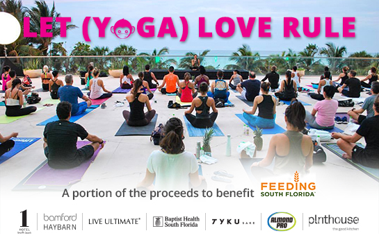 Let (Yoga) Love Rule