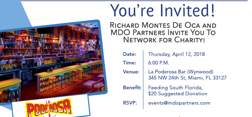 Network for Charity hosted by MDO Partners