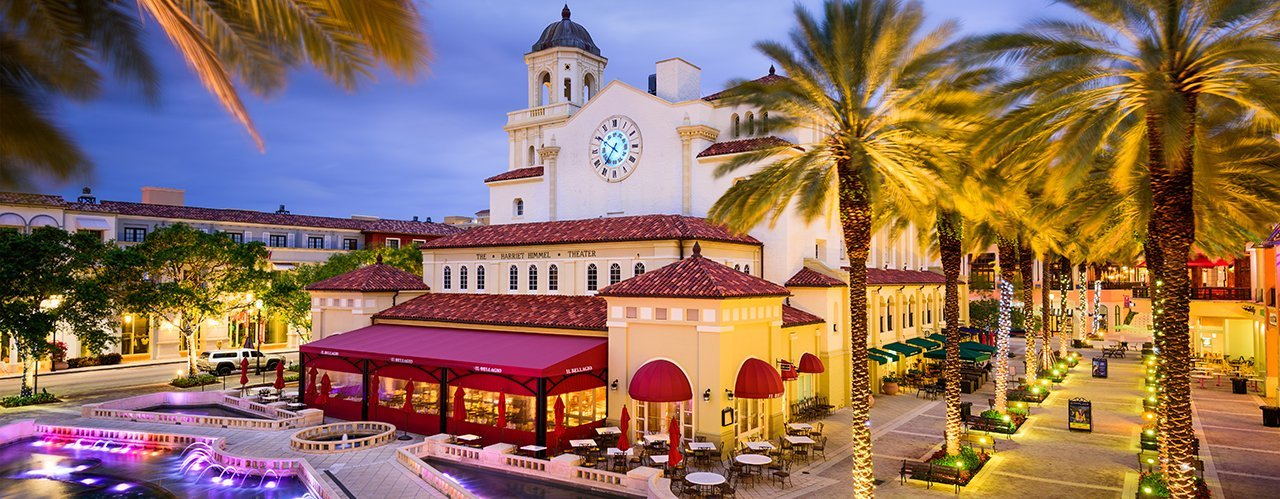Restaurants In City Place Palm Beach Florida