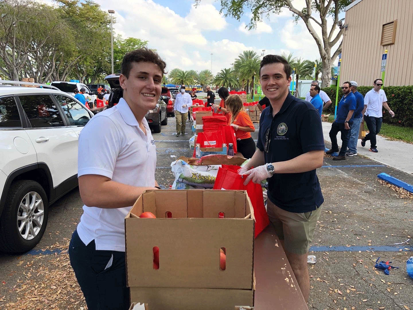 Miami Heat Forms Partnership To Help Feed South Floridians
