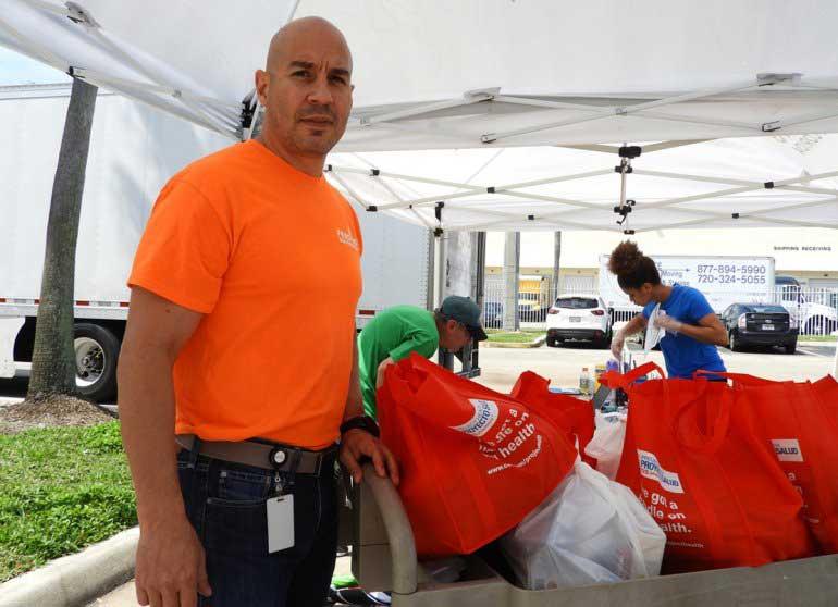 ¿De qué depende el alimento de 4.000 familias del sur de Florida?