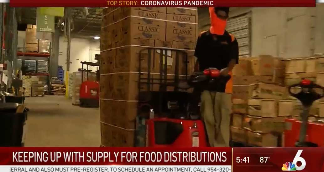 Feeding South Florida Sees Demand Double Amid Pandemic