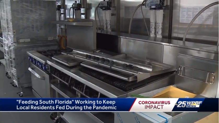 Feeding South Florida opens commercial kitchen in Boynton Beach