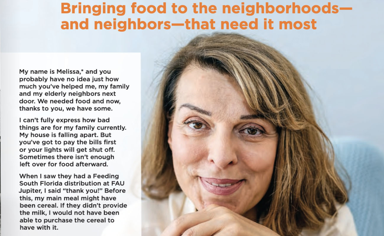 Feeding South Florida's The Dish Newsletter – Fall 2020