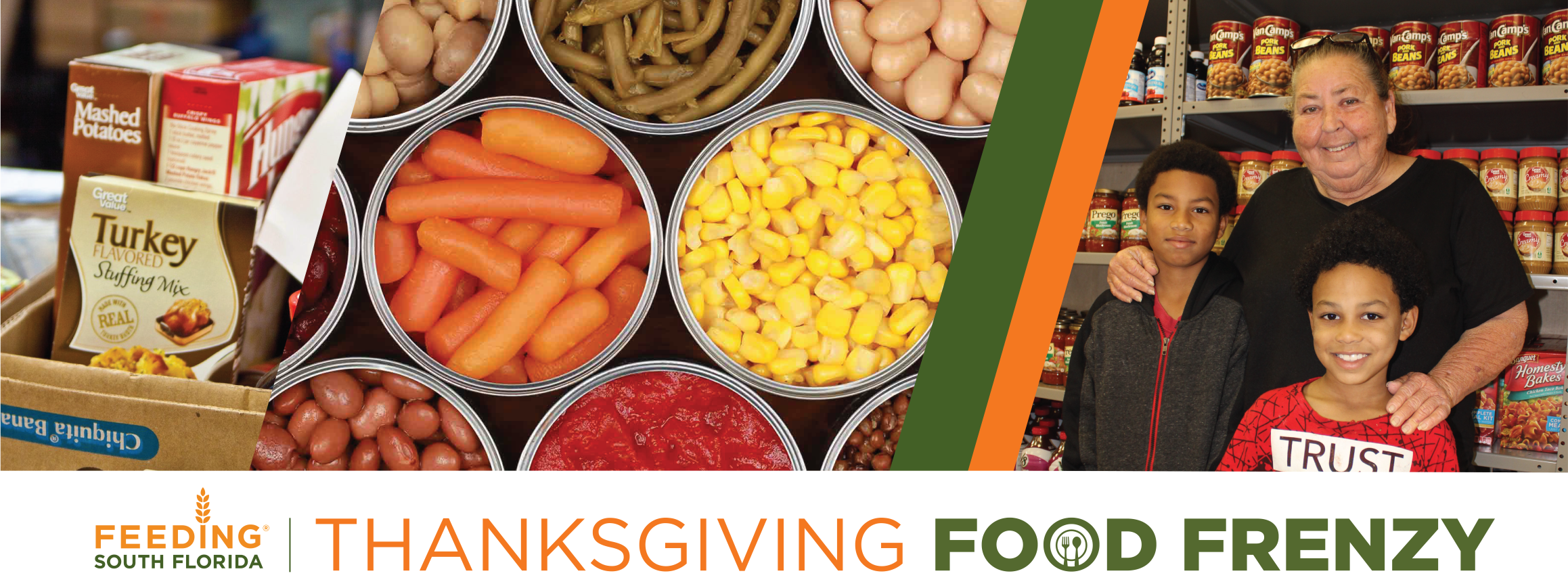 2020 Feeding South Florida Thanksgiving Food Frenzy