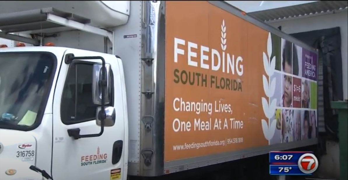 Feeding South Florida asks for help before CARES Act expires