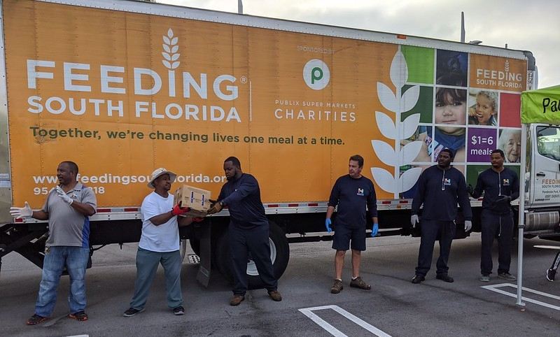 The Legal Side to Feeding South Florida's TEFAP Perspective