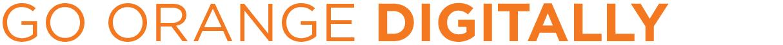 go orange digitally