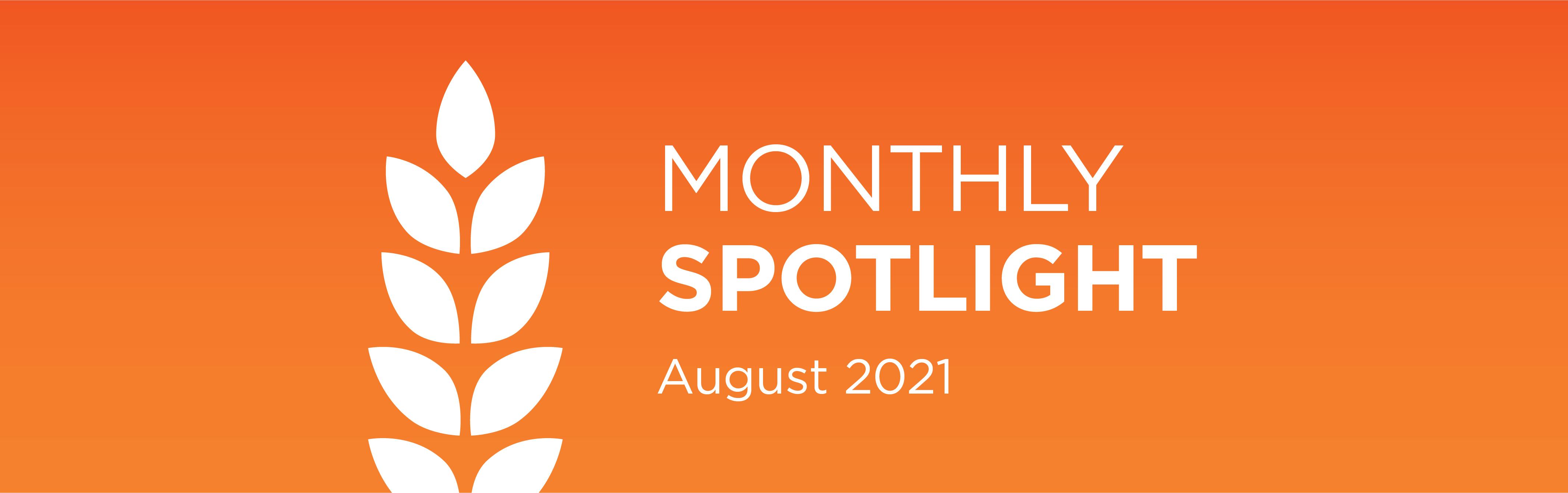 Feeding South Florida's Monthly Spotlight: August