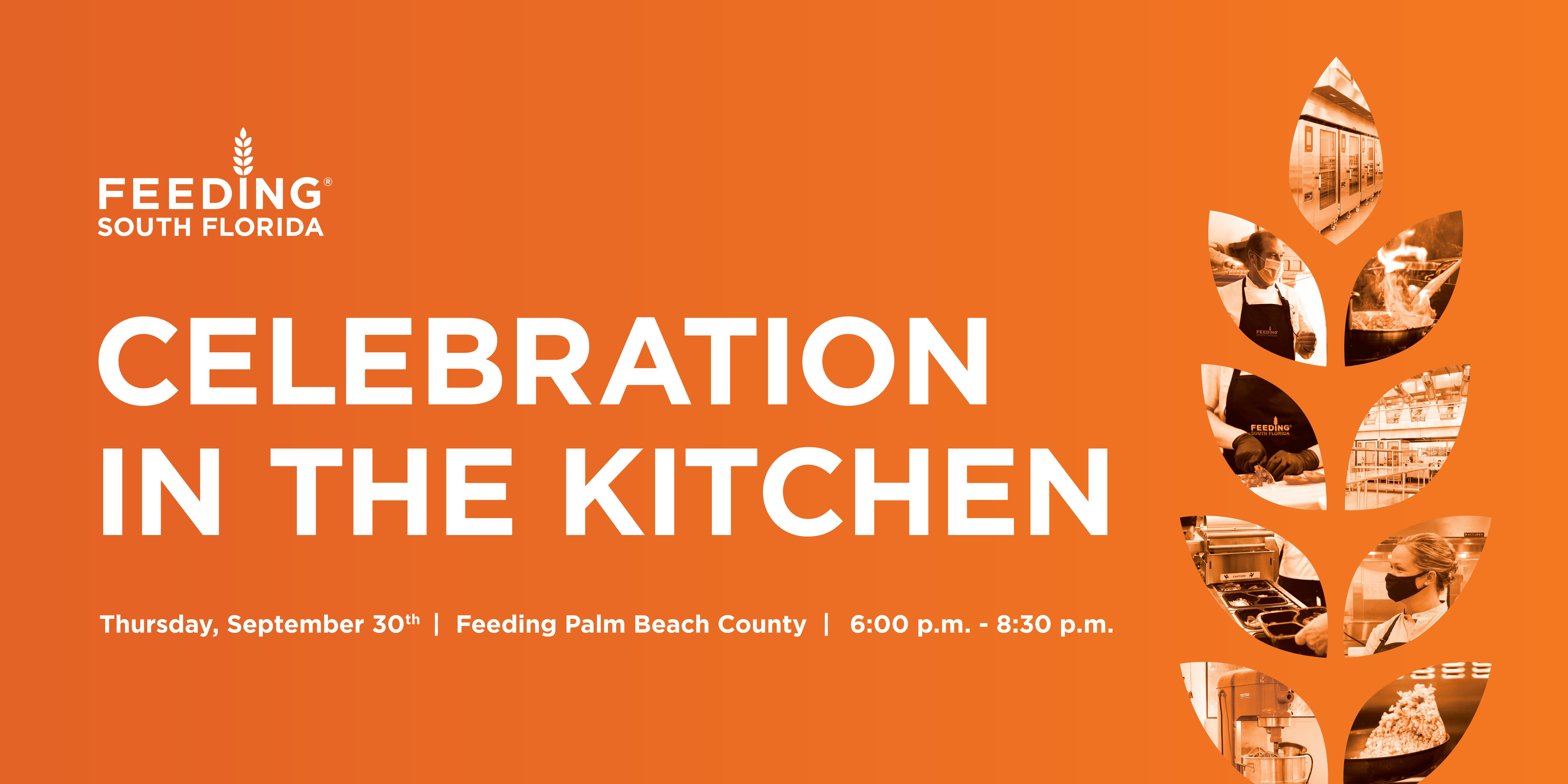 Celebration In The Community Kitchen   Feeding South Florida